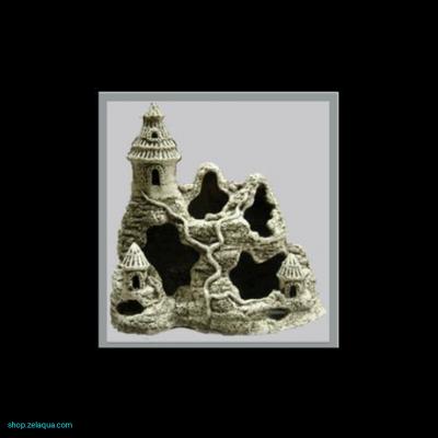 Грот-замок средний 27 см
