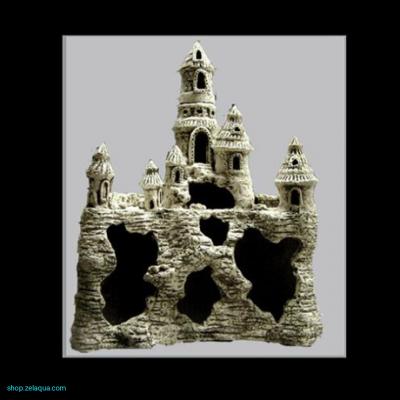 Грот замок угловой 47 см