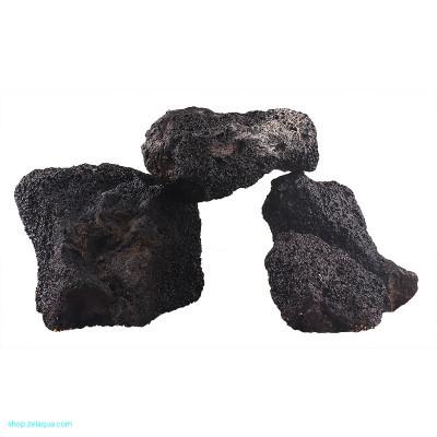 PRIME Черный вулканический камень М 10-20 см