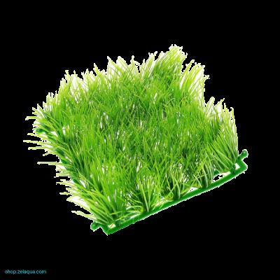 Коврик 15х15 см трава