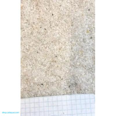 Грунт для аквариума ZelAqua (3кг)  - кварц дробленный 1-3 мм