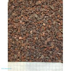 Грунт питательный  ZelAqua (1л)  лава вулканическая  2-5мм