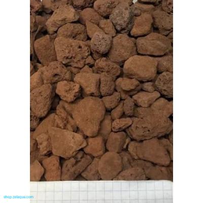 Купить бионаполнитель для фильтра - лава вулканическая  (1л) 10-30 мм