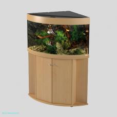 Угловой аквариум 100 л.